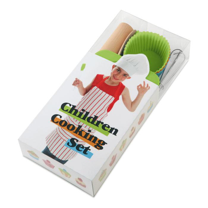 Set de reposteria para ni os regalo de empresa para for Empresas de utensilios de cocina