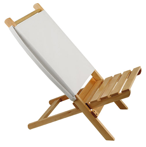 Silla plegable de madera regalo de empresa for Silla escalera de madera plegable
